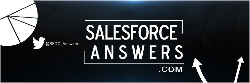 I show how to use #Salesforce #CRM and the solutions to #Salesforce #trailhead here.  https://www. youtube.com/c/SalesforceAn swers &nbsp; … <br>http://pic.twitter.com/JJc5Cj9SgM