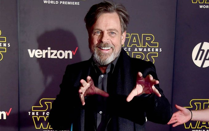 Happy Birthday, Mark Hamill! 9 Reminders That He s the Biggest Star Wars Nerd of Us All