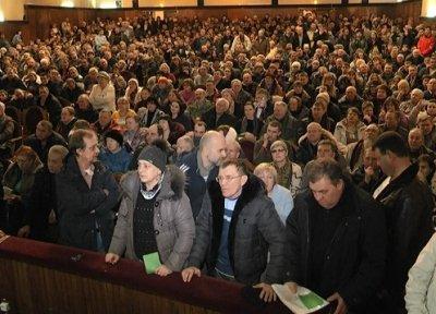 Публичные слушания по правилам благоустройства