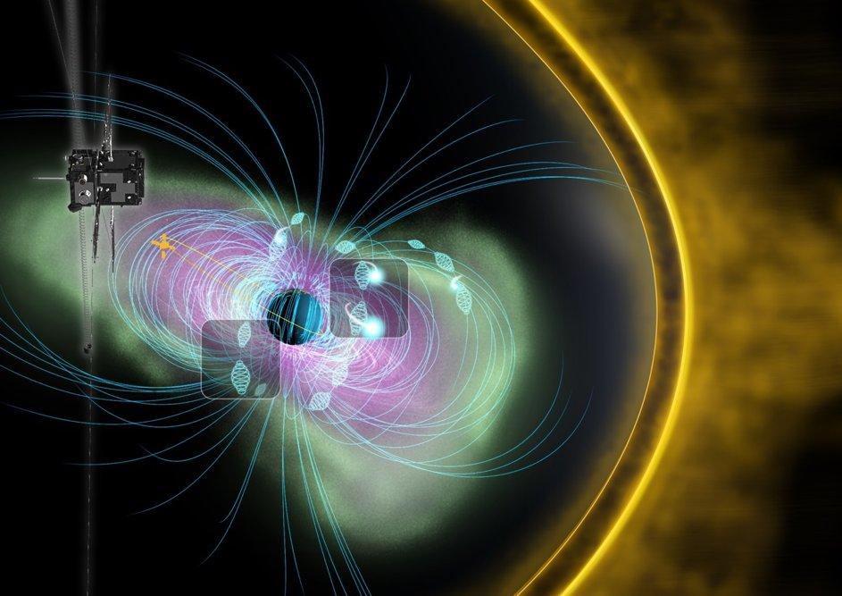 [宇宙科学研究所(ISAS)] 「あらせ」による大規模太陽フレアに伴って発生した宇宙嵐の観測について https://t.co/cdUTG7VbAN