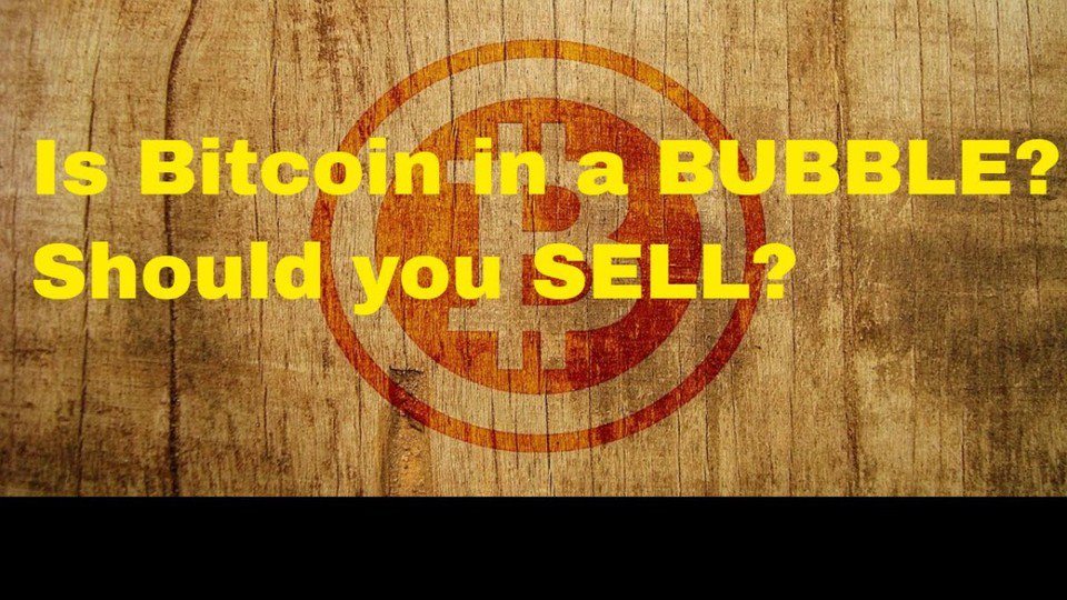 Is #Bitcoin in a BUBBLE? Will Bitcoin go LOWER? Is this the TOP?  http:// crwd.fr/2hse4B0  &nbsp;   #disruption #blockchain #cryptocurrency #fintech<br>http://pic.twitter.com/ufoOtjWaXL