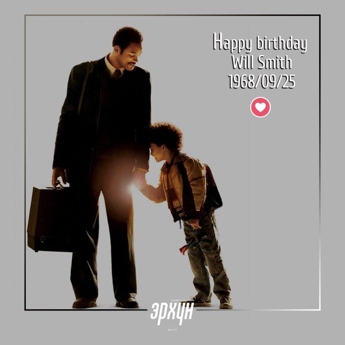 Happy Birthday Will Smith