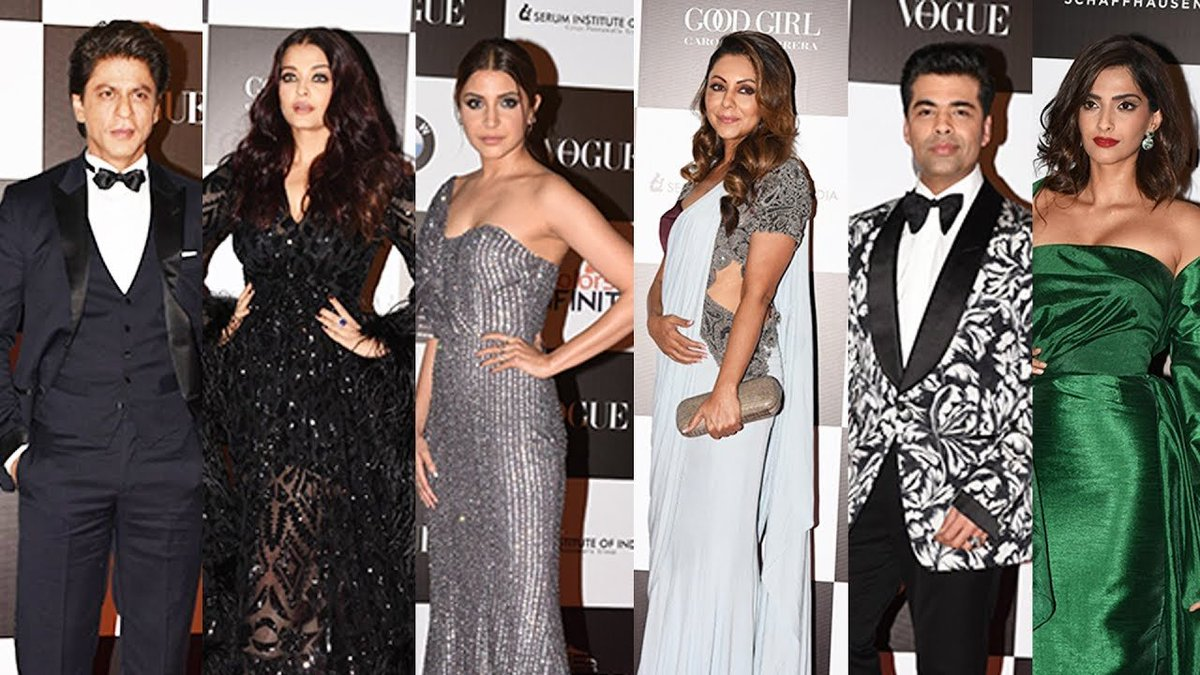 Image result for vogue india 10 anniversary awards