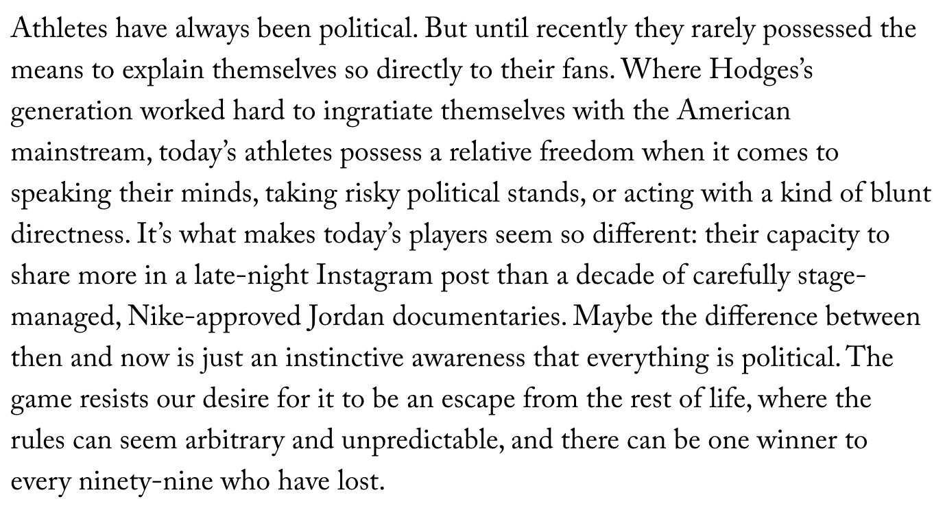 RT @haymarketbooks: The Political Athlete: Then and Now // @huahsu https://t.co/m2eEAdex6a https://t.co/dWW0BP5dl7