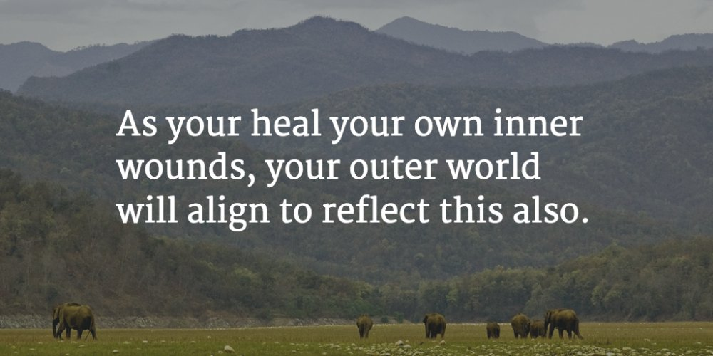 Start from the inside, and the rest will take care of itself. #anxiety #meditation #healing <br>http://pic.twitter.com/5IipWzk3Ma