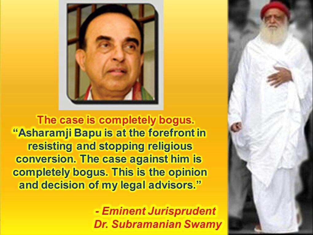 Fake #Claims  #FakeTrials by #DalaalMedia Useless #Politics over Issue  Infact its Bogus Case on #NirdoshBapuji @Ruchibajaj4 @dHindu_ <br>http://pic.twitter.com/mnSf0Sm9FQ