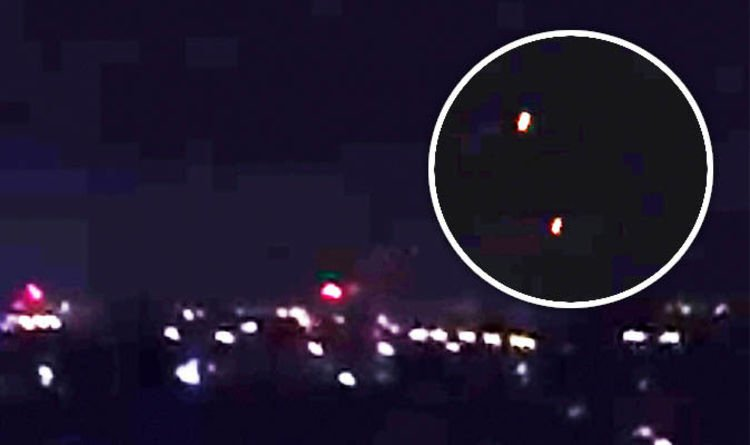 http:// ow.ly/IRwJp  &nbsp;   NIBIRU SIGHTING? Does this video show Planet X UFOs arrive for end of the world?…  http:// dlvr.it/PqD4Jj  &nbsp;   #SciTech <br>http://pic.twitter.com/DjjWJYQQtW