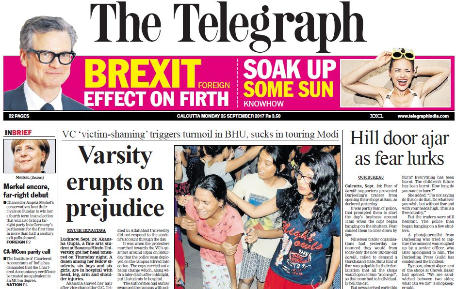 The Telegraph on Twitter: