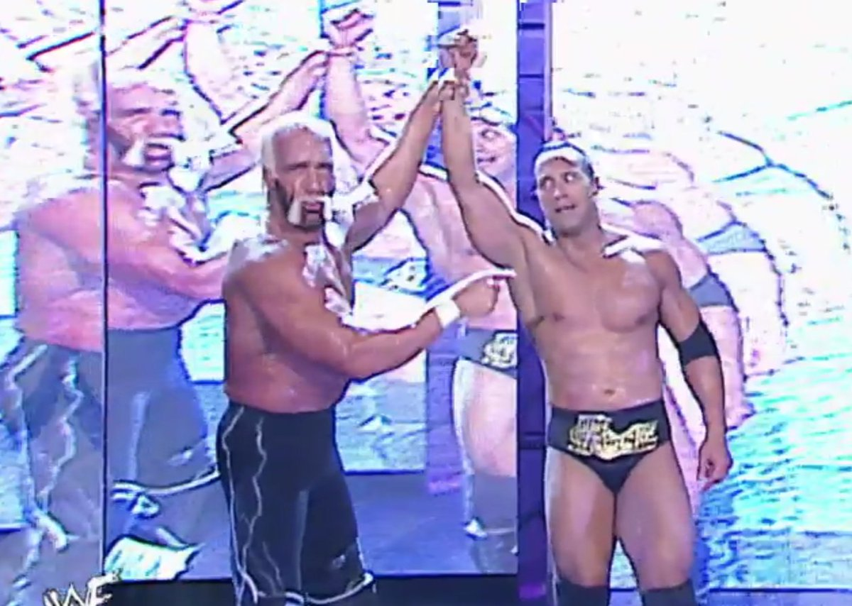 Evolution of wrestling. @WWE @JohnCena @HulkHogan @WWERomanReigns @TheRock https://t.co/XXewJtGgb7