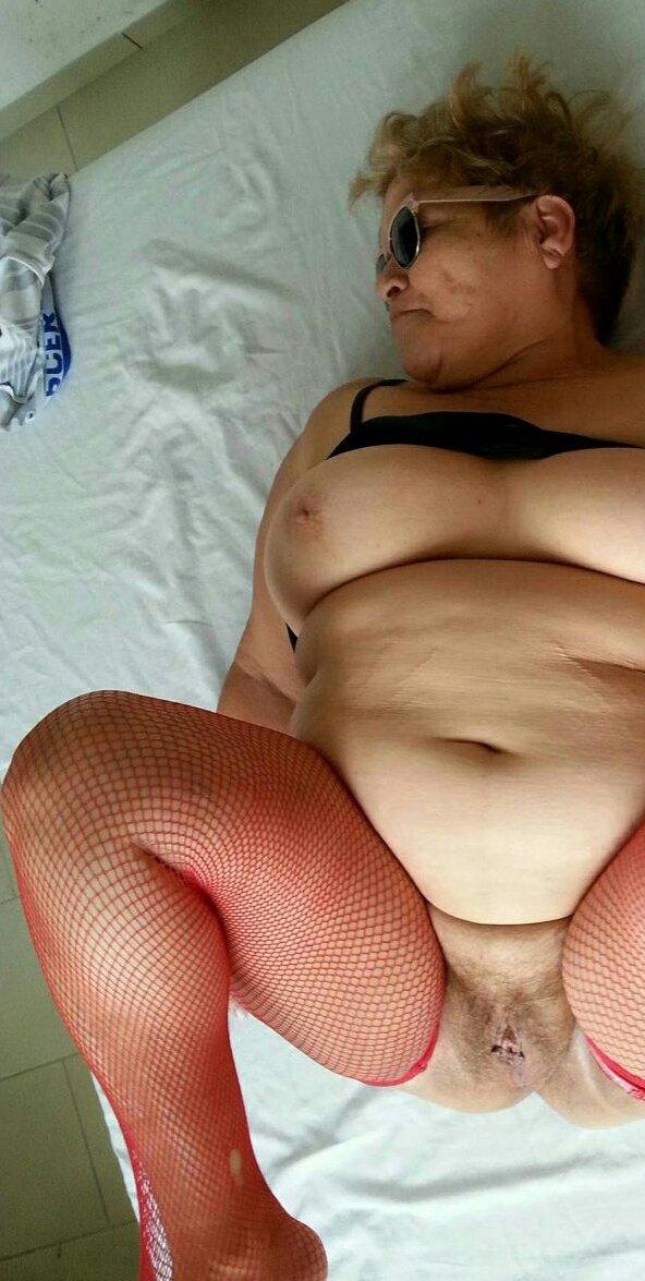 Bbw fat granny