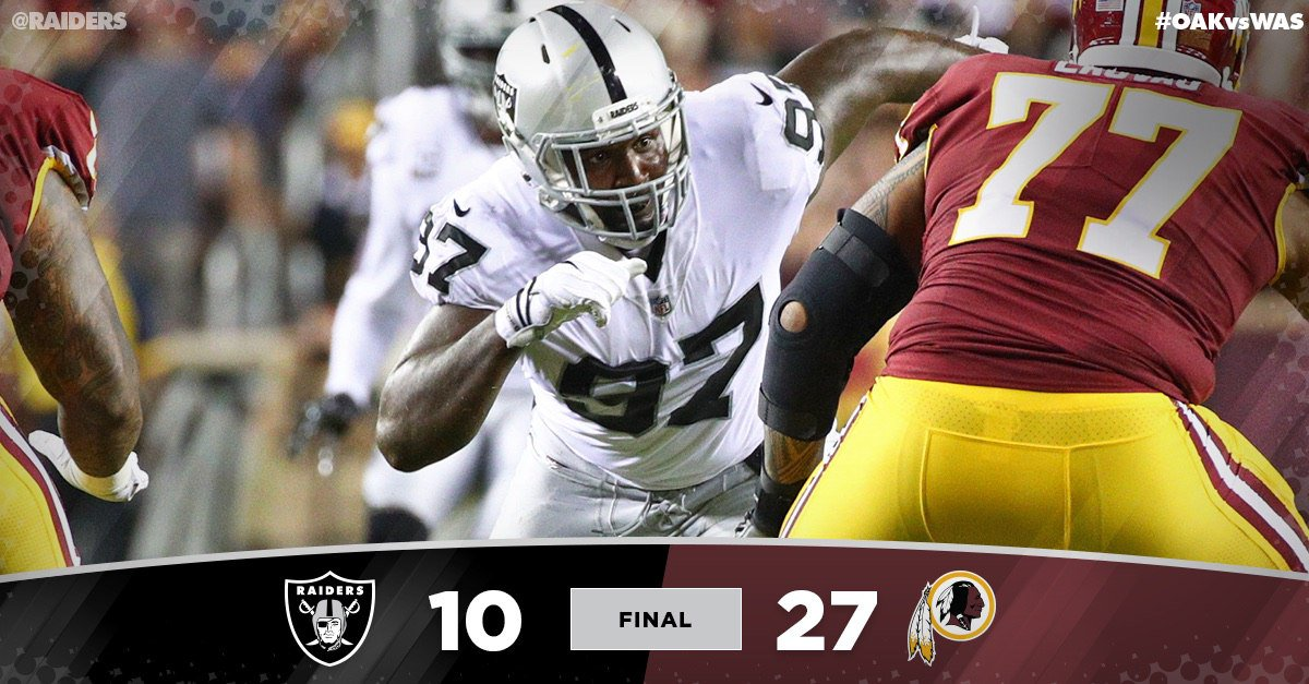 Not at our best tonight. #OAKvsWAS https://t.co/urRGPc0DTj