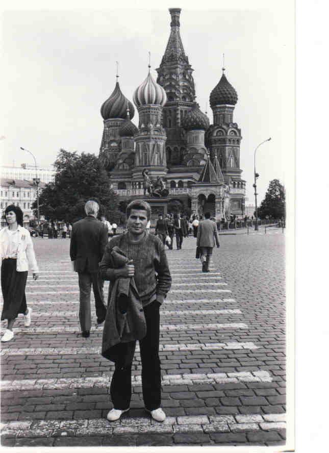 Na extinta União Soviética, 'a soldo' do ouro de Moscou...