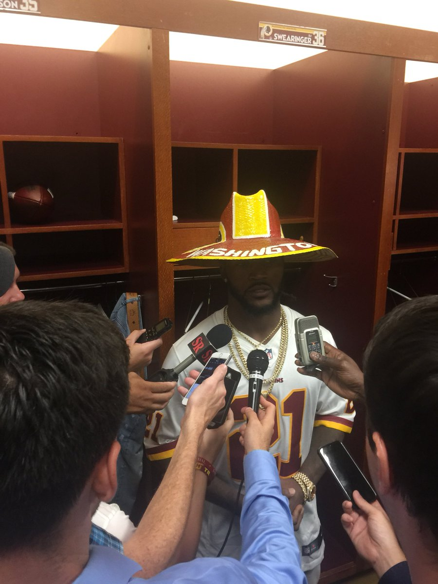 D.J. Swearinger: If we didn't earn our respect tonight then we will ha...