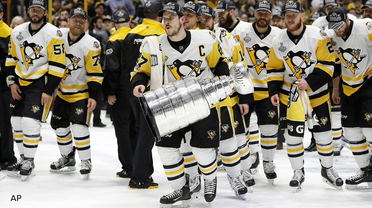 Stanley Cup champion Pittsburgh Penguins accept White House invitation from Pres. Trump. https://t.co/5xw8tSafDY