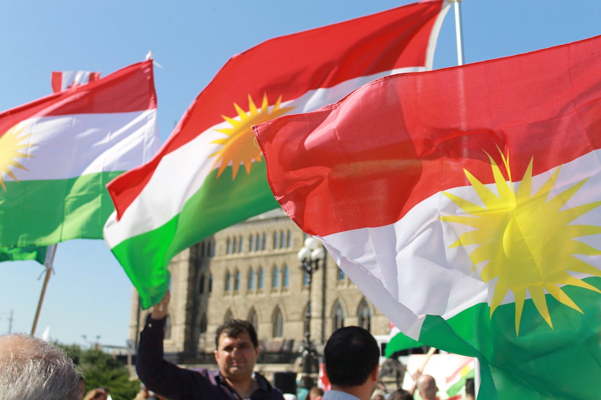 Good morning, Kurdistan! Happy referendum day! 🗳 #TwitterKurds #Kurdis...