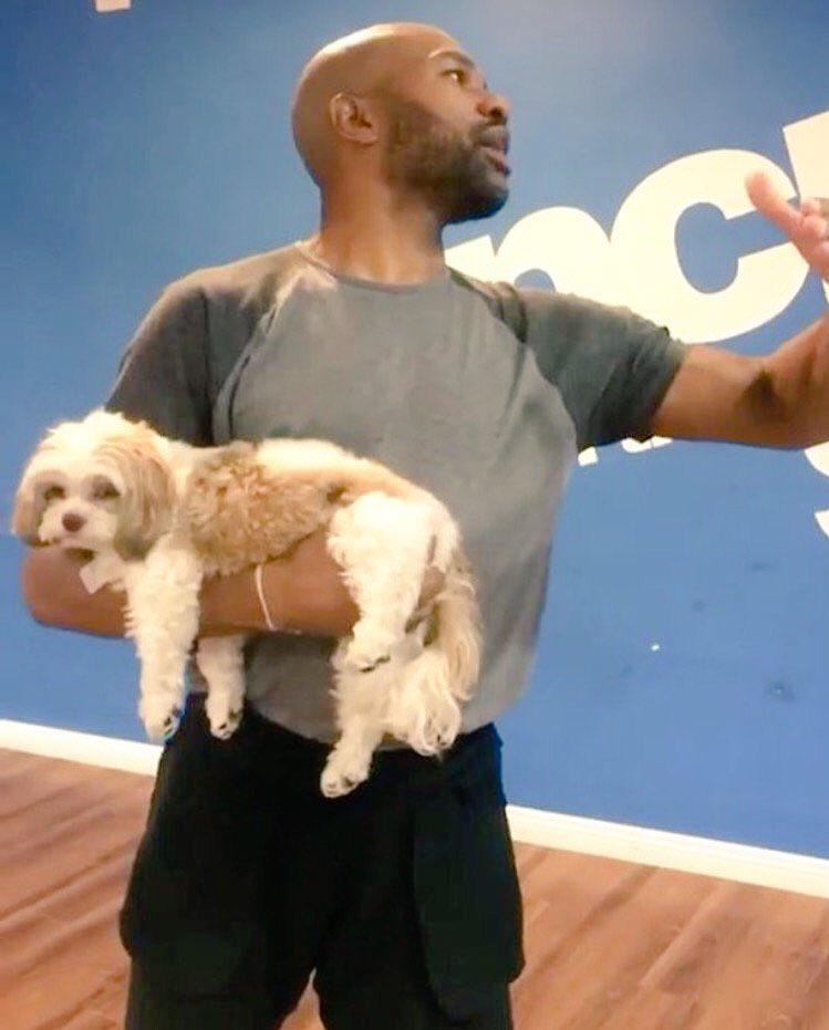 Daisy has been 🔑 in our growth this week 😂😂 #dancingmissdaisy #DWTS25...