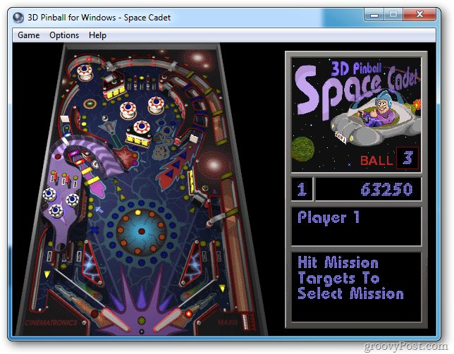 Pinball space cadet скачать