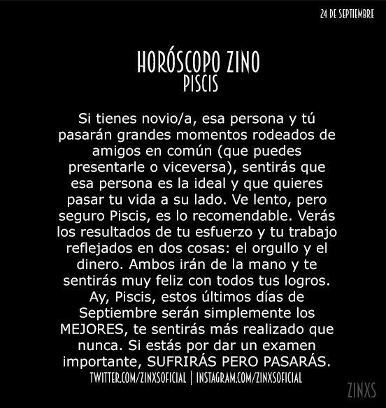 #HoyDomingoDeHZ Y TÚ LO SABES! �� #HoróscopoZino #Piscis Parte I & II. https://t.co/xvfNtb87II