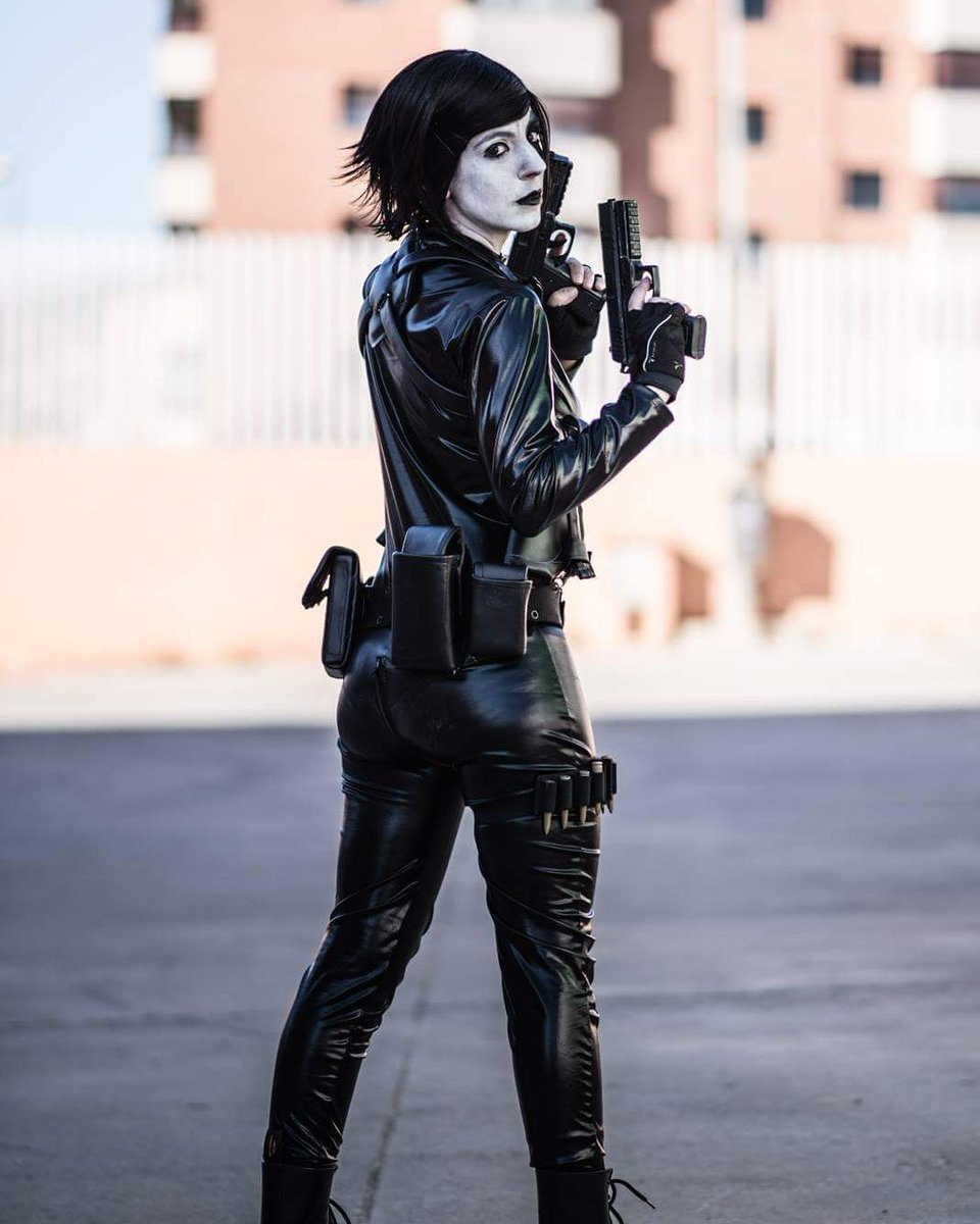 Domino Marvel Costume