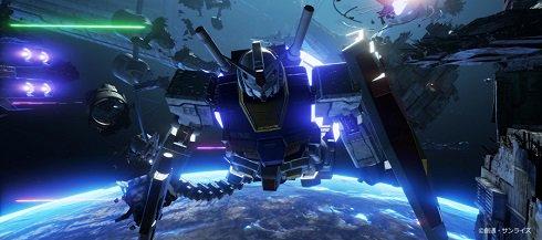 VR戦場の絆だと……  VR ZONE SHINJUKUでガンダムの新アクティビティー 「戦場の絆」のVR版も発表 - ねとらぼ https...