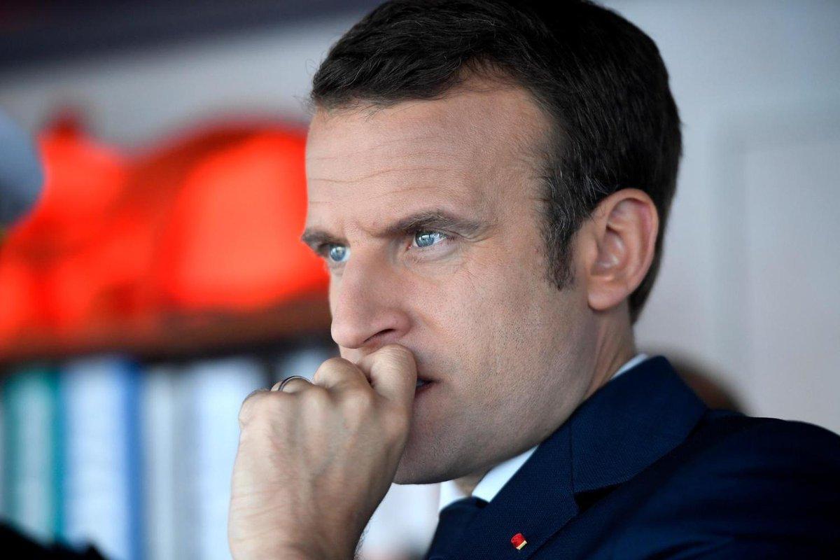 Sénatoriales : premier revers pour Emmanuel Macron https://t.co/OkIBm1uEfJ