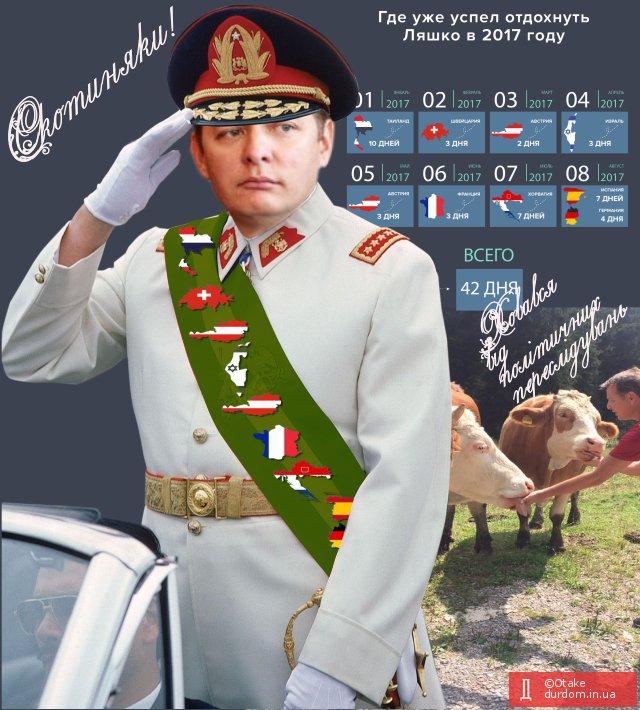 За повышение ж/д тарифов на грузовые перевозки заплатят простые украинцы, - Ляшко - Цензор.НЕТ 3218
