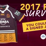 🤳 Take part in our 2017 Fan Survey and you could win yourself a signed jersey: https://t.co/bhQ3XH4woT