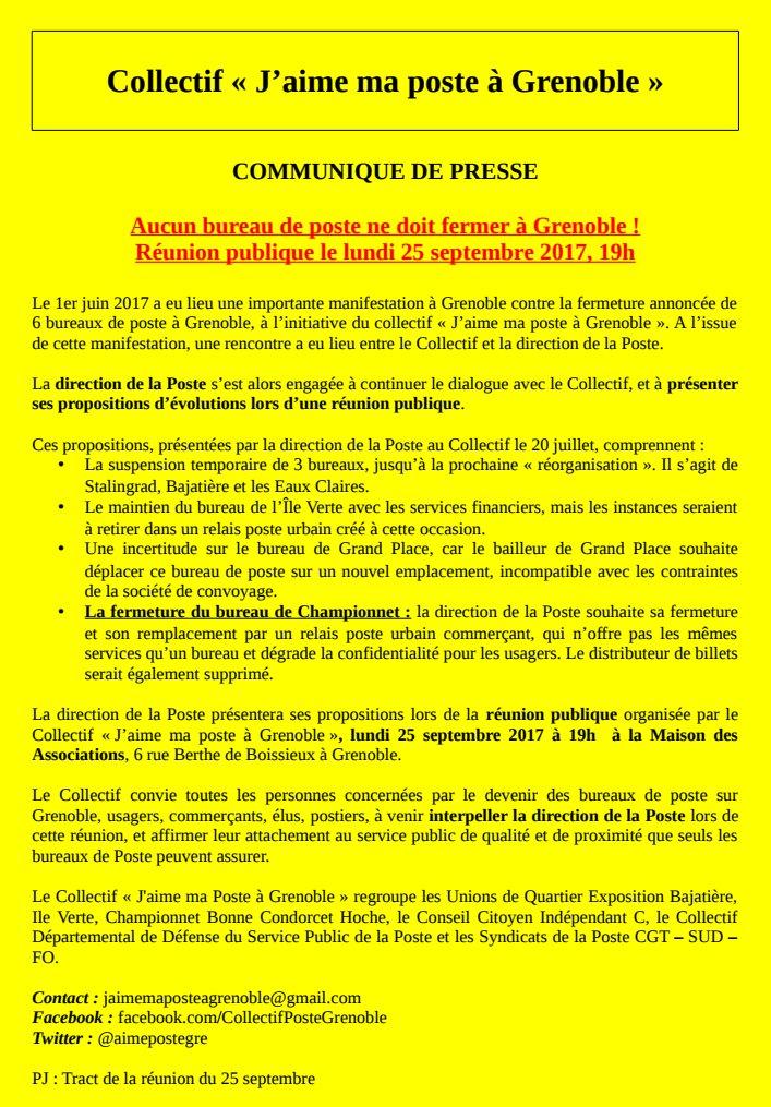 Habitants CBCH on Twitter Mobilisation Ce soir 19h la