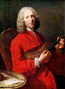 #Today in 1683 Birth of French #composer and organist Jean-Philippe #Rameau. #MusicHistory #classicalmusic <br>http://pic.twitter.com/ABIeKLK7xr
