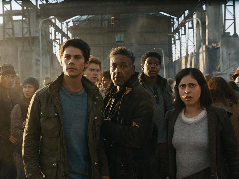 'Maze Runner: The Death Cure' Akhirnya Rilis Trailer Perdana https://t...