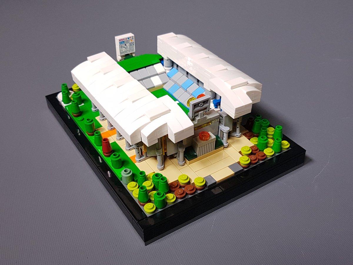 Lego model of @StubHubCenter home of @LAGalaxy in #Microscale  http:// bit.ly/2flw2EW  &nbsp;   via @Arch_Brick<br>http://pic.twitter.com/Z8vIsn5yxb