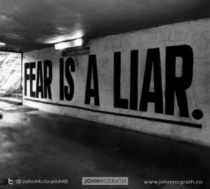 We are either Governed by Fear or by Faith. It&#39;s a Personal Choice.  #MondayMotivation #Believe #Inspiration #Faith<br>http://pic.twitter.com/r1q8HJBINc