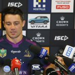 Hard work > Fairytales according to Cooper Cronk. Find out why - https://t.co/71aEWCFxDT #BringTheThunder #NRLGF