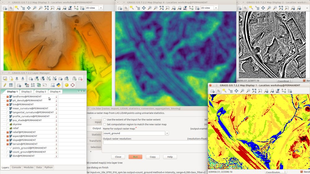 #GrassGIS v7.2.2. is out - full of new stability fixes and manual improvements #OpenSource #GIS #FOSS4G  https:// grass.osgeo.org/news/68/15/GRA SS-GIS-7-2-2-released/ &nbsp; … <br>http://pic.twitter.com/WZ1sdWAC6H