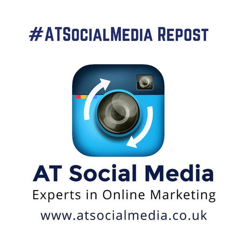 Join us for a #Repost over on #Twitter &gt;  http:// instagram.com/atsocialmediar epost &nbsp; …   #ATSocialMedia <br>http://pic.twitter.com/zNhW0oOfYn