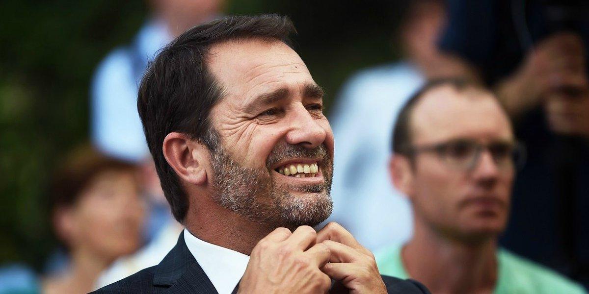 Matignon tempère l'annonce de Christophe Castaner sur l'interdiction totale du glyphosate d'ici 2022 https://t.co/xceolfg0M1