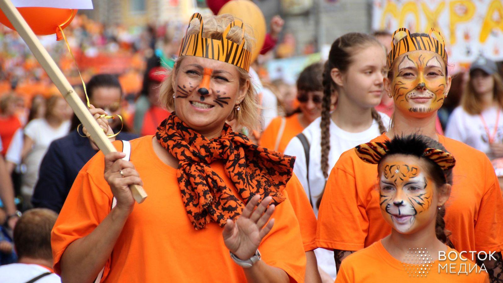 Фото день тигра