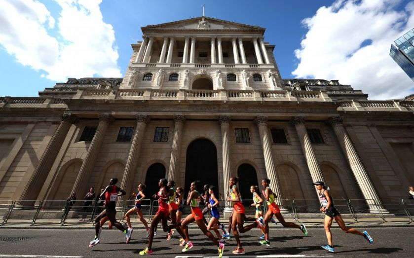 Bank of England issues strongest warning yet on losses from consumer c...