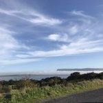 """Beautiful morning across County Sligo, though """"The Fog"""" is starting to roll in...."""