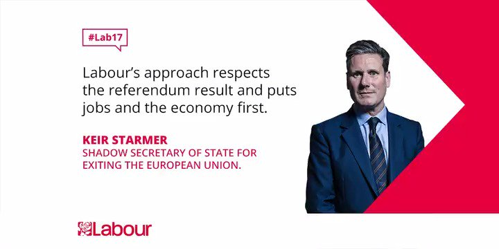 Labour's approach to Brexit respects the referendum result and puts jo...