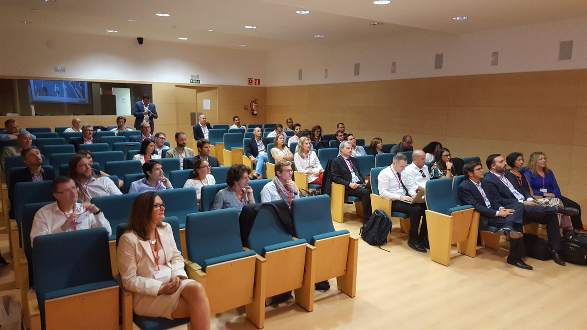 Welcome to our @oracle #SaaS #Partners  to the South Europe Partners Days in #Malaga ! @oraclepartners @oracleemeaps<br>http://pic.twitter.com/O1Je0ncWYZ