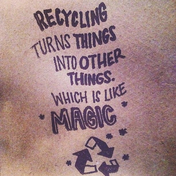 Happy #RecycleWeek - RT  &amp; share the awareness, do your bit for the #environment. Take note, create magic &amp; #recycle!  #MondayMotivation<br>http://pic.twitter.com/fVMb4WcP8z