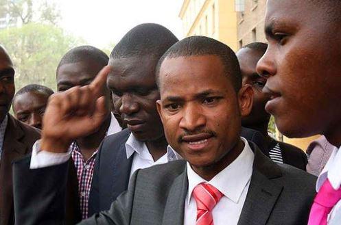 Babu Owino causes stir on social media for insulting President Uhuru K...