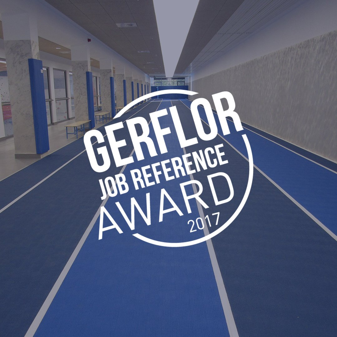 If you used a Gerflor floor this year, take your chance in the Gerflor Job Reference Award! https://t.co/J1TYY5nJdu https://t.co/SlLmySdgaT