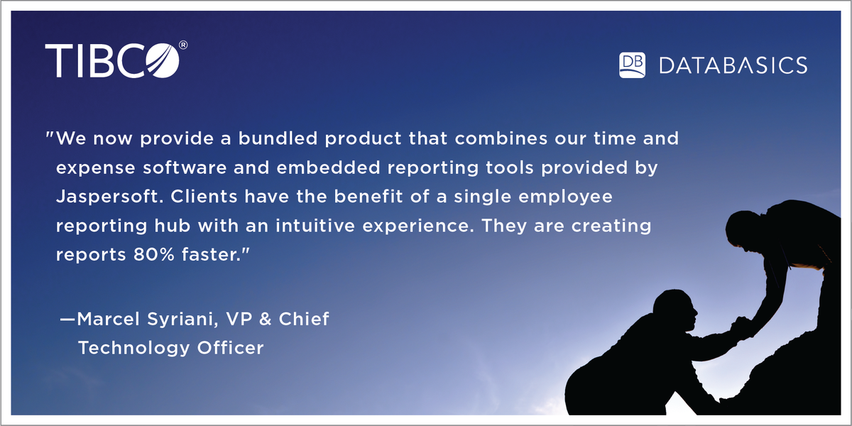 .@DATABASICSinc relied on @TIBCO #Jaspersoft to get back to core business and delight customers with accurate #reporting. #SuccessStories<br>http://pic.twitter.com/hCf57fFj2y