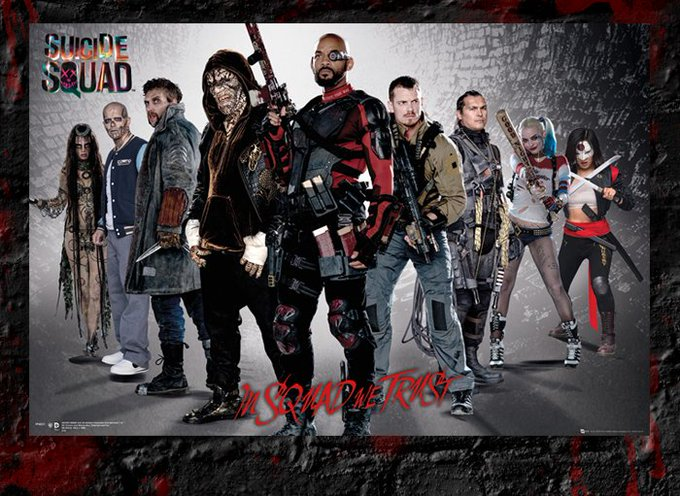 Happy Birthday to the legendary Will Smith! Time to watch Suicide Squad to celebrate!