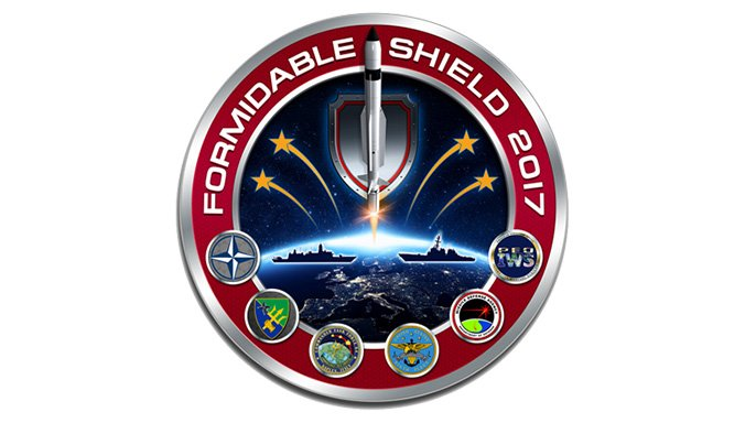 takes part in Exe Formidable Shield 2017 - Fostering coop btw #NATO Allies in the face of possible missile threat  http:// ow.ly/PK9f30fozgG  &nbsp;  <br>http://pic.twitter.com/ayde6hIqGl