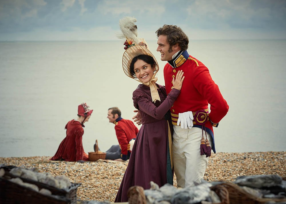 Vanity Fair, une nouvelle adaptation (ITV / Amazon) DKjwa0EXkAAZJxL