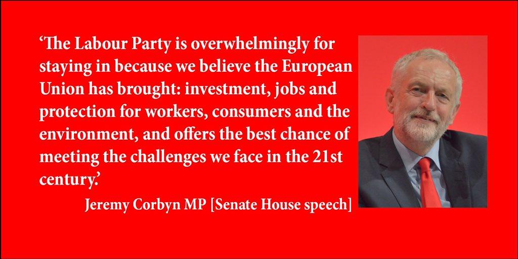 Come on Jeremy, say it again! #Lab17ِ #LPC17 #LabourConference https:/...