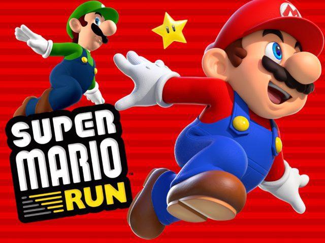 Super Mario Run : le jeu à (presque) moitié prix pour l'arrivée d'une nouvelle mise à jour https://t.co/P9iP1sTRAN